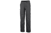 Columbia W Mt Awesome II Straight Leg Convert. Pant long grill
